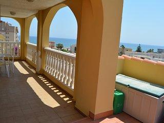 Estupendo Atico en la Playa de 160 m2