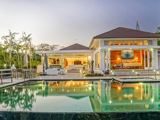 Avant-garde and lush Villa in Casa de Campo