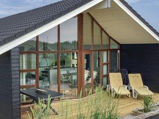 Beautiful home in Hemmet w/ Sauna, WiFi and 3 Bedrooms (P52010)
