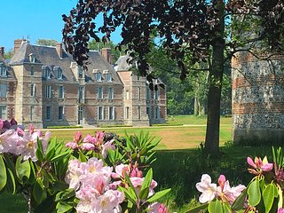 XVII Century Chateau  in Normandie