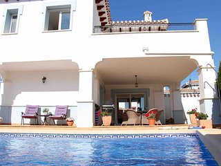 Casa Nogal - A Murcia Holiday Rentals Property