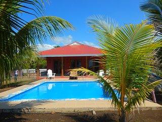 Casa Roja with Pool at Playa Tesoro