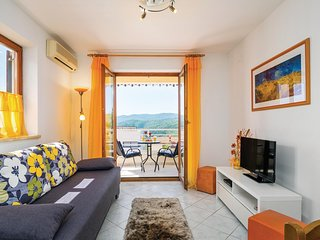 Amazing apartment in Rabac w/ WiFi and 1 Bedrooms