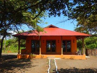 Casa Naranja at Playa Tesoro