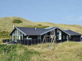 Amazing home in Hvide Sande w/ Sauna, WiFi and 4 Bedrooms (P62474)