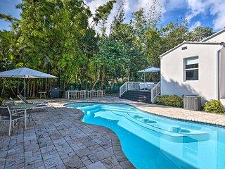NEW! Modern Miami Villa Oasis w/Pool ~5Mi to Beach
