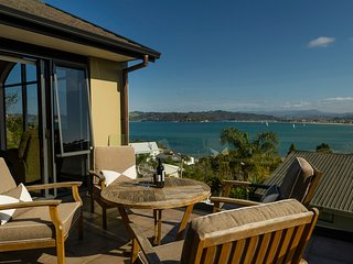 View from the Top - Whitianga Holiday Home
