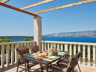 Villa 2 Mala Rudina, on the Island of Hvar