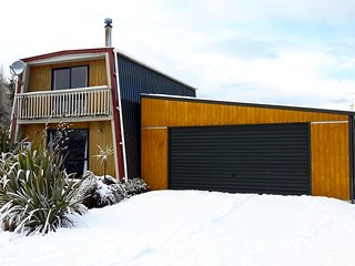 Central Plateau/Tongariro Alpine Getaway - National Park Holiday Home