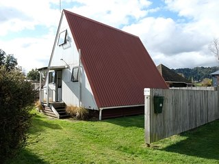 Central Ski Chalet - Ohakune Holiday Home