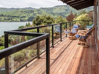 Kingfisher's Perch  - Takamatua Holiday Home