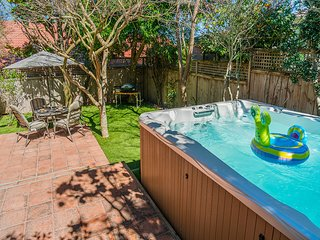 City Swim/Spa - Remuera Holiday Home