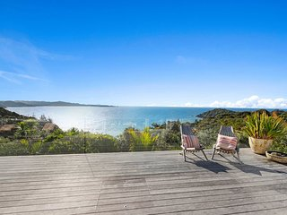 Matapouri Views Forever - Matapouri Holiday Home