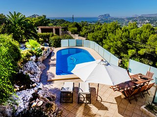 Villa Alcántara, Impresionantes Vistas y Piscina Privada