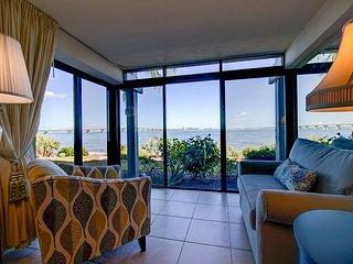 Mariner Pointe #1041: Incredible Ground Floor Bayfront Unit w/ Stunning View!