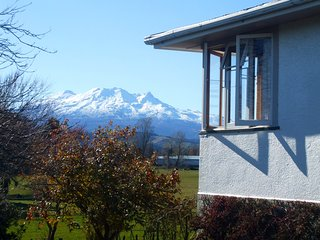 The Field House - Ohakune Holiday Home