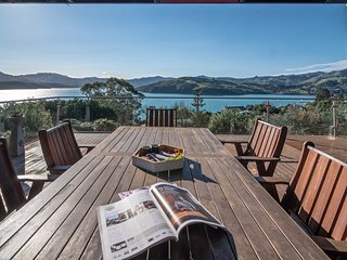 Onuku Outlook - Akaroa Holiday Home
