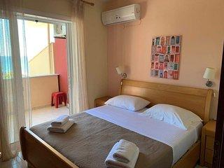 Corfu Glyfada Cocomat Apartment 158