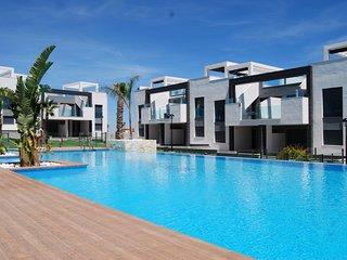 Prachtig appartment met uitzonderlijk mooi dakterras ( Penthouse).