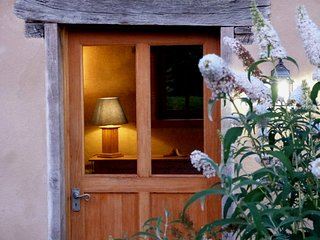Le Fournil at Le Pas Cru' luxury cottage Brittany near Le Mont Saint Michel