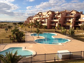 Mar Menor Golf Resort Apartment
