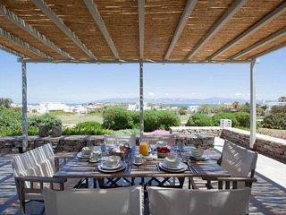 Kallisti Rodia  . Dream Villa with Views Garden nr Best kid's Beach