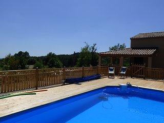 Maison 82m² avec piscine