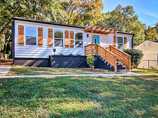 NEW! Cozy, Modern Home w/ Parking, 4.4mi to Dwtn!