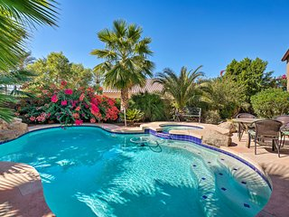 Stunning Maricopa Oasis w/ Private Pool & Hot Tub!