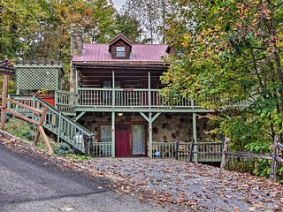 NEW! Family Fun Cabin: Mins to Dollywood + GSMNP!