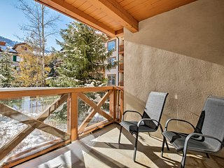 NEW! Condo on Solitude Mtn Base; Adventure Awaits!