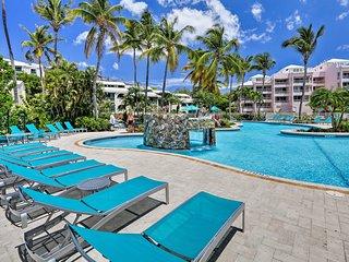 NEW! St. Thomas Tropical Escape w/ Beach Access!