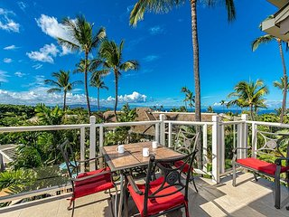 Grand Champions #48: Stunning 180 Degree Ocean Views. Top Floor Paradise Home