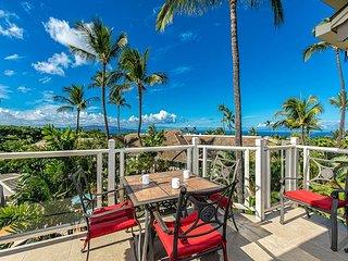 Grand Champions #48: Stunning 180 Degree Ocean Views. Top Floor Paradise Home