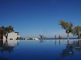 Penthouse With Breathtaking Panoramic Views of Mediterranean sea - pool