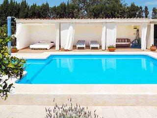 Casa de campo con piscina privada a 5 min de la playa