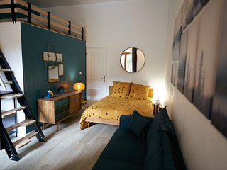 Clos Grimont - appartement Blue