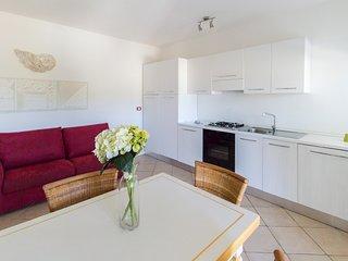 Appartamento Trilocale 6 persone Vista mare Residence Ea Bianca
