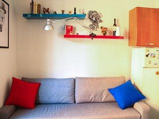 Appartamento accogliente a 7 minuti da Bologna