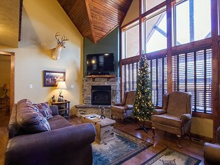 Christmas Memories will be made at this 6 Bed Lodge in Stonebridge Resort!