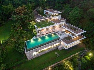 Luxury Villa Skyfall Phuket - Ocean view