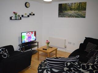 Executive Apartment Cardiff Central