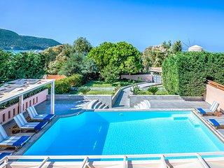 Wonderful Family Villa With Pool Next to Agios Ioannis Beach, in Lefkada