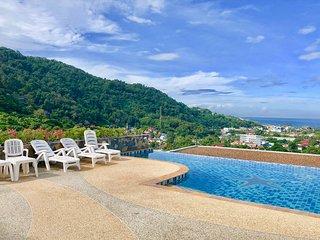 Cassia Blue Apartment, Phuket, Thailand