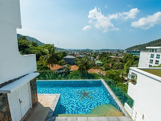 Cassia Brown Apartment, Phuket, Thailand