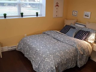 The Seacape~Private~Spacious~Apt~Close to Halifax/Peggy's Cove! Pets Welcome