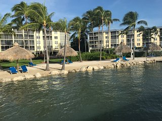 3 bedrooms at Ocean Harbour Apartment, Islamorada, Florida Keys.