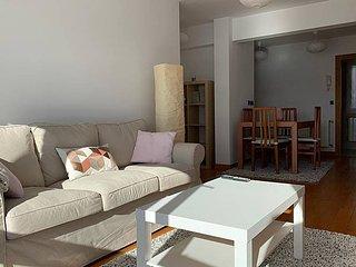 Espectacular apartamento con vistas al Cantabrico