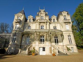 Chateau a Saumur