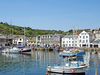 Harbourside Apartment, Mevagissey, Cornwall